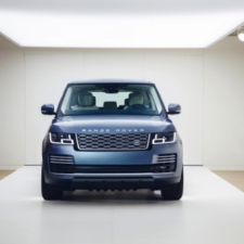 New Range Rover Revealed at the London Design Museum