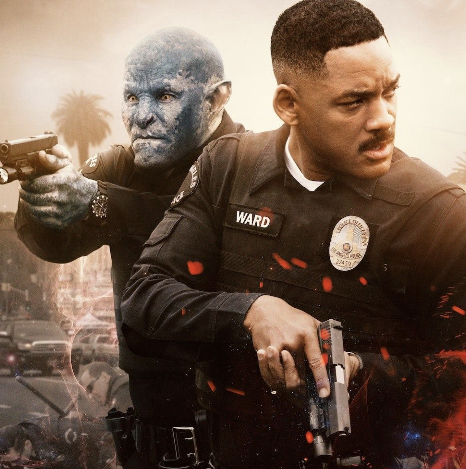 Will smith dec 2017 netflix film