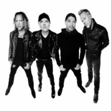 Metallica Earns Two Grammy Nominations For 'Best Rock Album' and 'Best Rock Song'