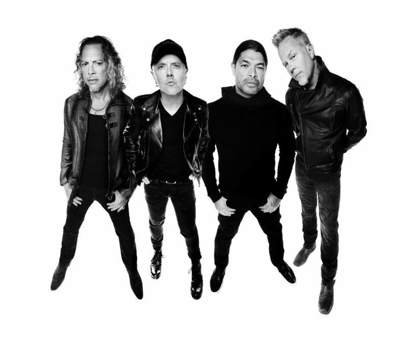 Metallica's album Hardwired