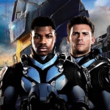 Pacific Rim Uprising in theaters March 23rd