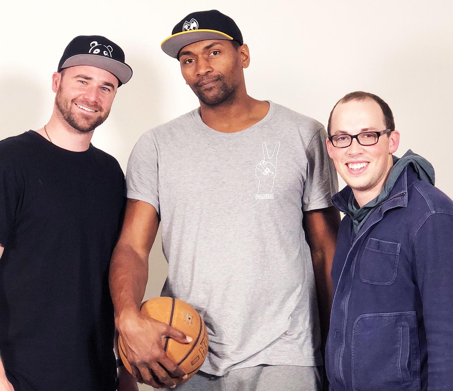 Meta World Peae NBA Lakers News