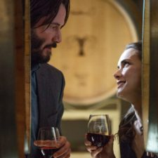 Keanu Reeves and Winona Ryder Star In DESTINATION WEDDING