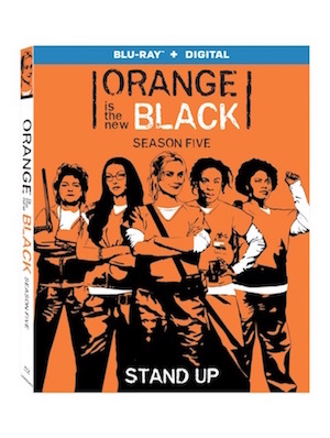 ORANGE IS THE NEW BLACK, Blu-ray, DVD, news, films, tv