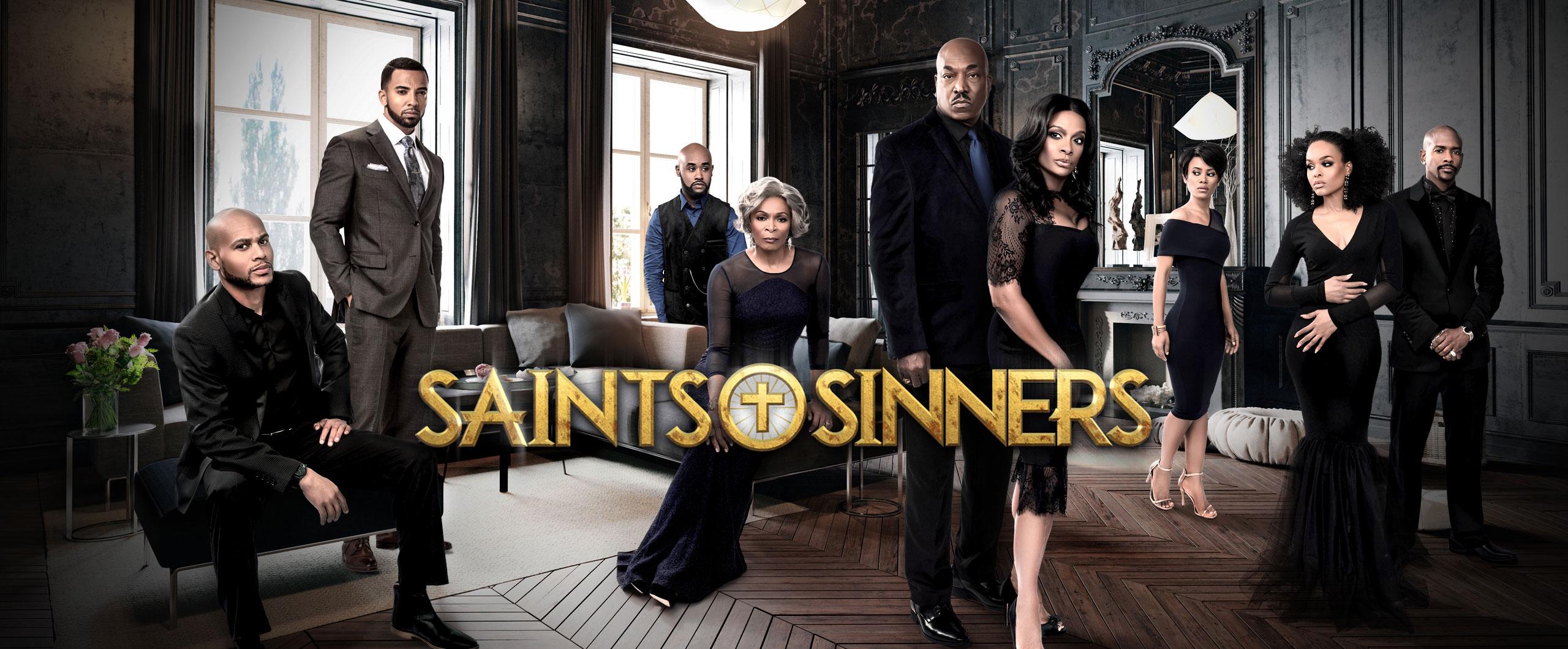 Bounce's Saints & Sinners.