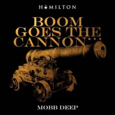 "LIN-MANUEL MIRANDA, introduce the month of June's Hamildrop, ""Boom Goes The Cannon"