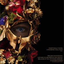 Experience the passion of Alexander McQUEEN The film debuts July 20th