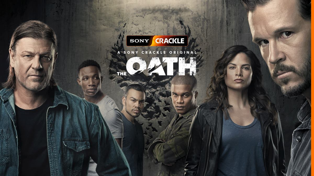 """""""The Oath,"""" from executive producer Curtis """"50 Cent"""" Jackson"""