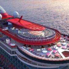 Virgin Voyages sets out to rival food scene in world famous cities