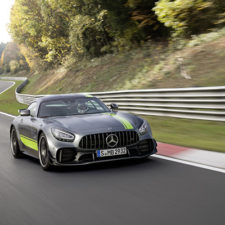 The new Mercedes-AMG GT and AMG GT R PRO