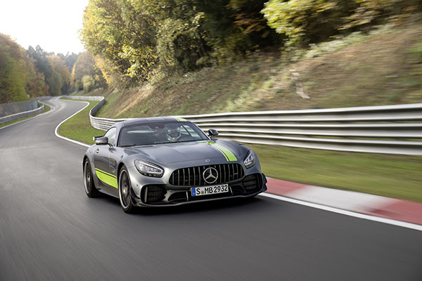The new Mercedes-AMG GT and AMG GT R PRO, car, lifestyle, news