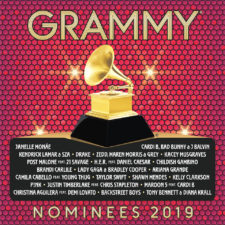 Recording Academy Reveals 2019 GRAMMY Nominees Album Track