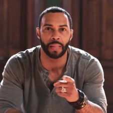 "Omari Hardwick releases new single ""h0me"" featuring Anthony Hamilton"