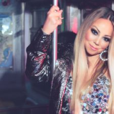 "MARIAH CAREY RELEASES NEW VIDEO FOR ""A NO NO"