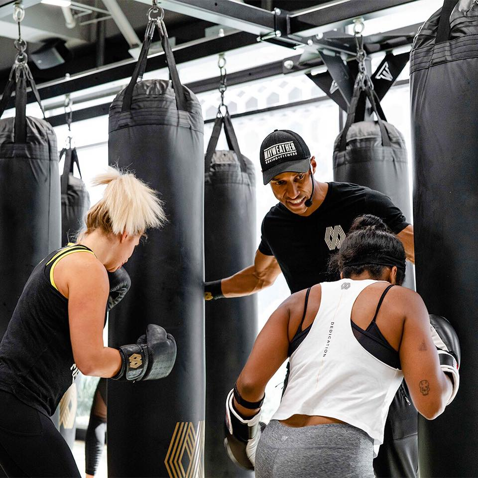 Mayweather Boxing