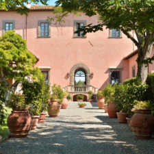 Experience the Majestic Villa Mangiacane  In the Rolling Hills of Tuscany